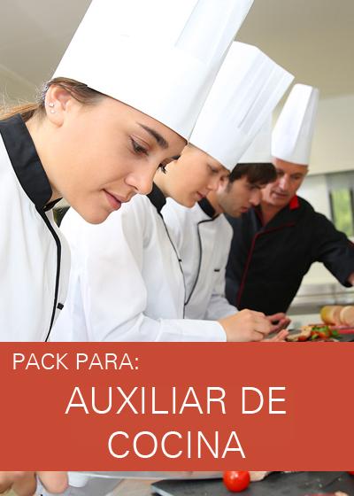 PACK PERSONAL DE COCINA