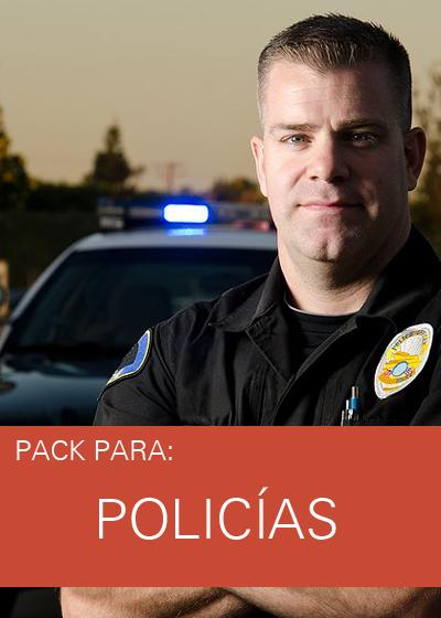 PACK POLICIAS