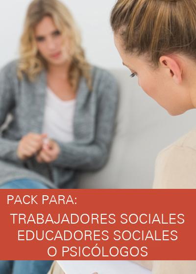 PACK TRABAJADORES SOCIALES
